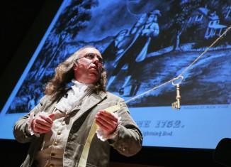 Benjamin Franklin και βαθιά ψυχολογία