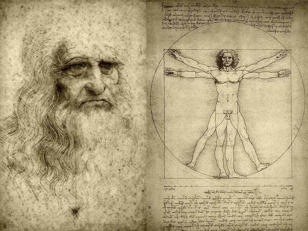 Χρησιμοποίησε τις τεχνικές του Da Vinci για δημιουργικότητα και περιέργεια.