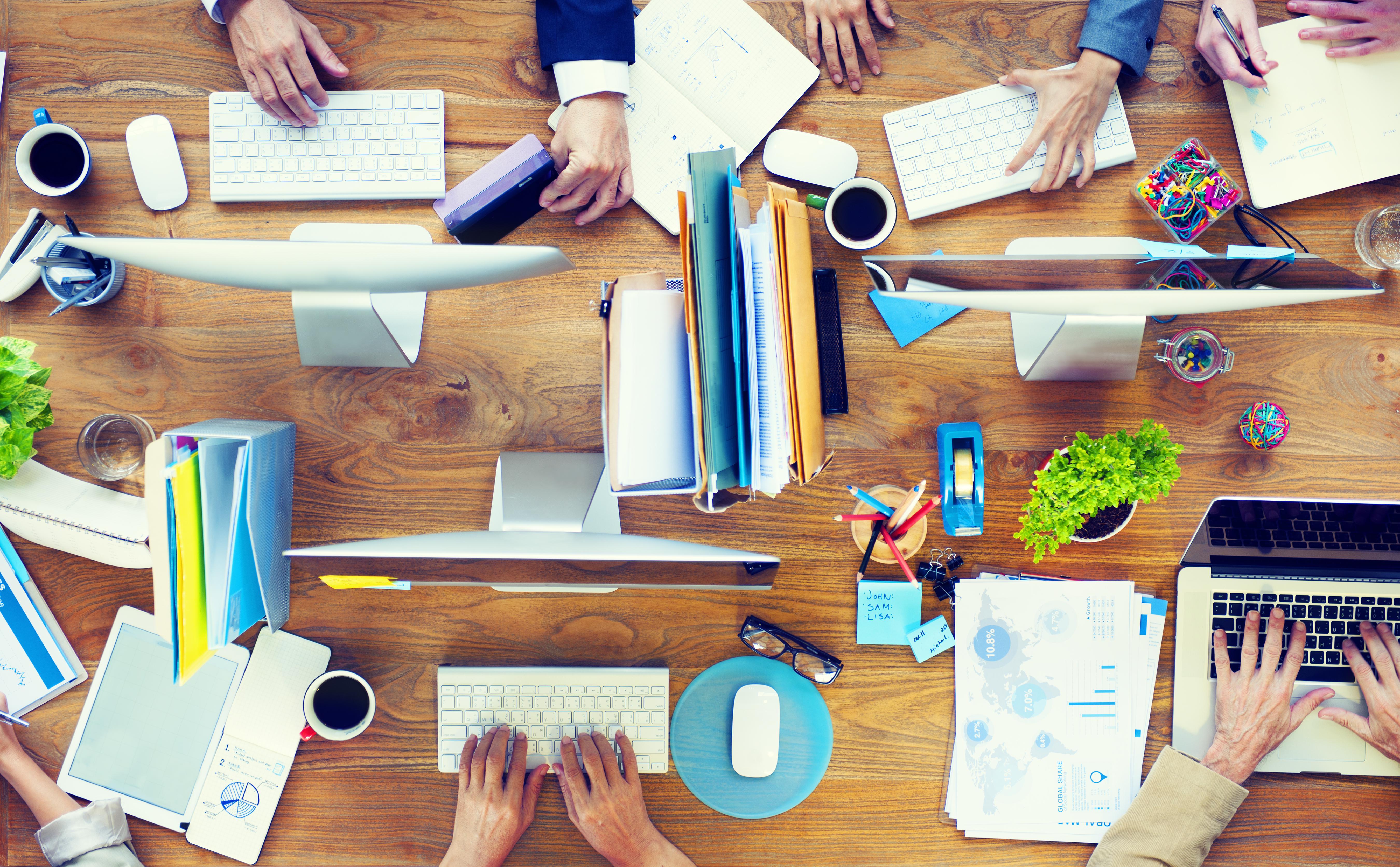 παραγωγικότητα και οργάνωση.