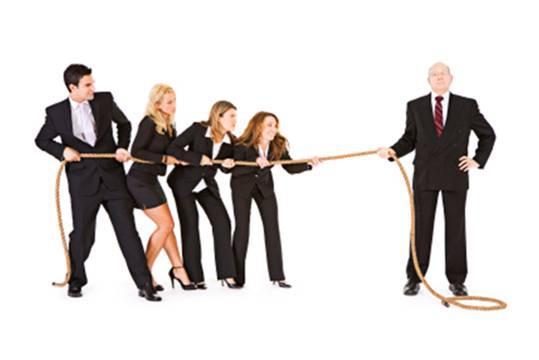 Office politics: Οι 4 τύποι ανθρώπων που θα συναντήσεις