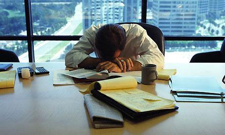 δυσκολίες στην εργασία