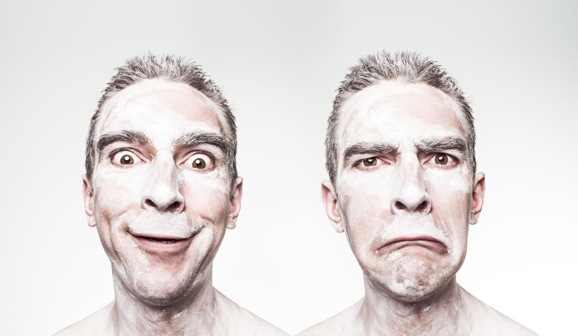 Ο έλεγχος των συναισθημάτων δεν είναι απαραίτητα καλός