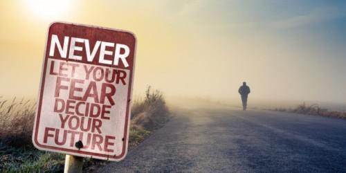 Σκέψου την επιτυχία ως μονόδρομο!