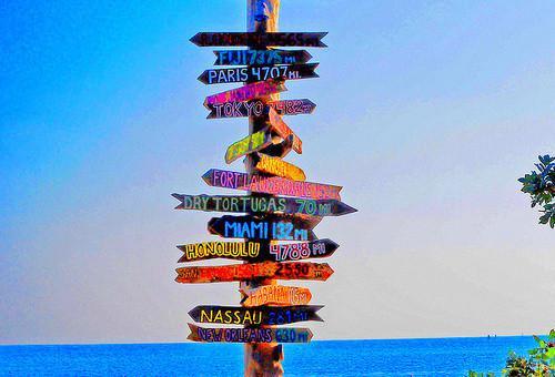 Ένα ταξίδι θα σε βοηθήσει να αλλάξεις παραστάσεις